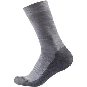 Devold Multi Medium Socken grey melange